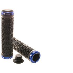 ACROS R1 Bike Grips blue/black
